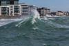Admiral Park Belle Greve Bay large waves 100416 ©RLLord 8992 smg