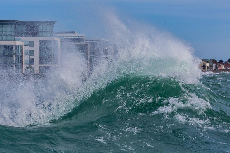 Belle Greve Bay large wave 100416 ©RLLord 8968 smg