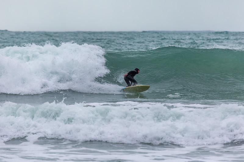 Dave Du Port surfing along wave Petit Port 130216 ©RLLord 6291 smg