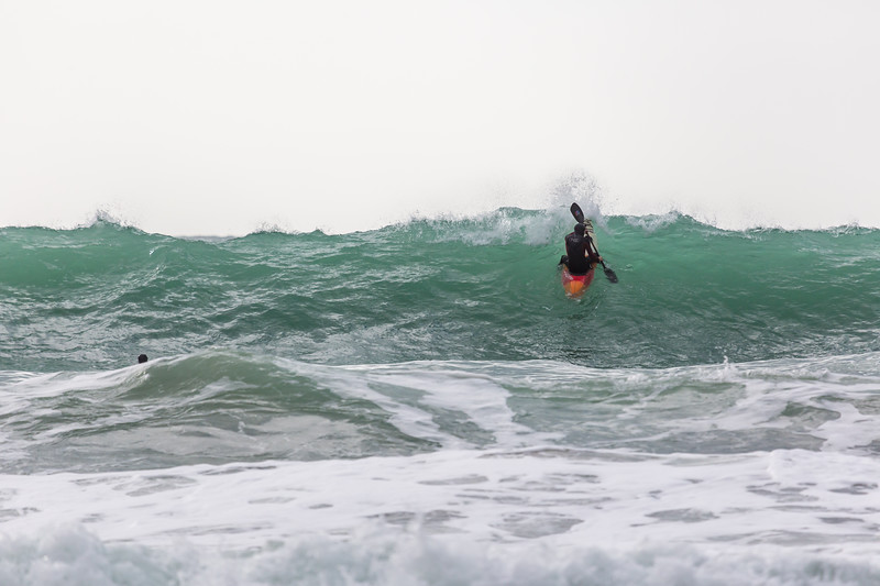 Adam Harvey paddling up face of wave Petit Port 130216 ©RLLord 6391 smg