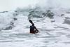 Adam Harvey on Waveski approaching wave 130216 ©RLLord 6208 smg
