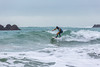 surfer riding small wave Petit Port 130216 ©RLLord 6634 smg