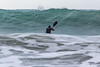 Adam Harvey in trough of waves off Petit Port 130216 ©RLLord 6719 cr smg