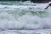 breaking wave running into Petit Port Guernsey 130216 ©RLLord 6142 smg