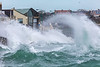Belle Greve Bay large waves rough sea 100416 ©RLLord 9446 smg-2
