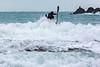 Adam Harvey paddling through surf Petit Port 130216 ©RLLord 6632 cr smg