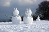 Guernsey snow cats Fort road ©RLLord 020209 1179 smg