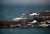 Castle Cornet during snow storm ©RLLord 020209 1165 smg