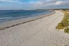 Vazon Beach on Guernsey's west coast on 12 May 2017