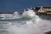 Cobo Bay storm wave rises up to The Rockmount 020214 ©RLLord 9005 smg