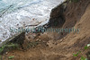 Fermain Bay sea wall storm damage cliff face collapse 070214 ©RLLord 0051 smg