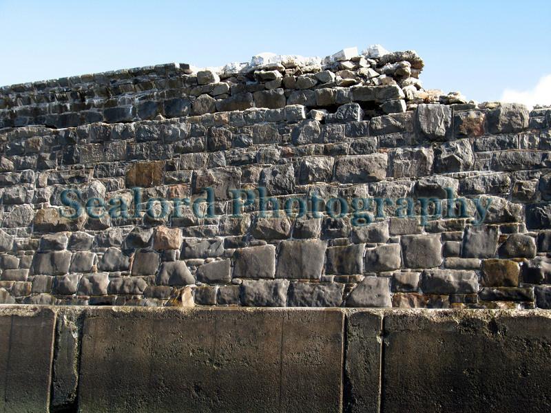 Rocquaine beach wall damage 120308 3672 smg