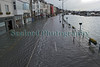 St Peter Port waterfront road flooded by high spring tide 030314 ©RLLord 8572 smg
