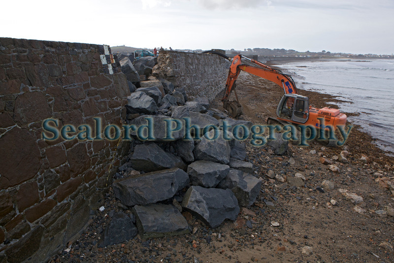 Vazon Bay seawall temporary repair 050314 ©RLLord 8837 smg