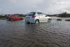 Vazon car park flooded 010214 ©RLLord 8717 smg