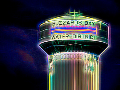 Buzzards Bay Water Tower