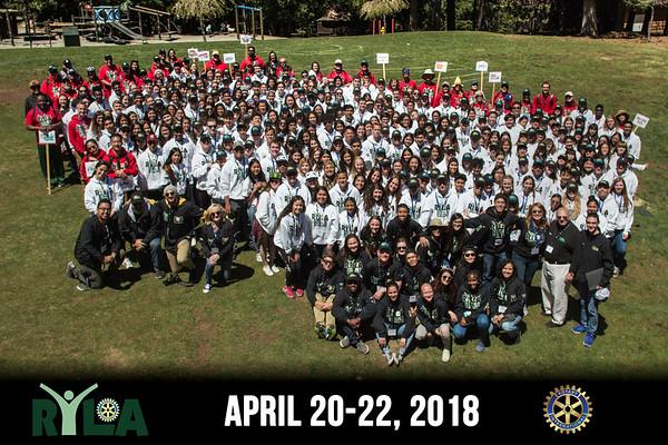 RYLA - April 20-22, 2018