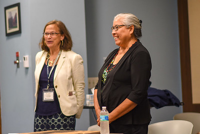 Guest Lecturers from Cherokee, NC
