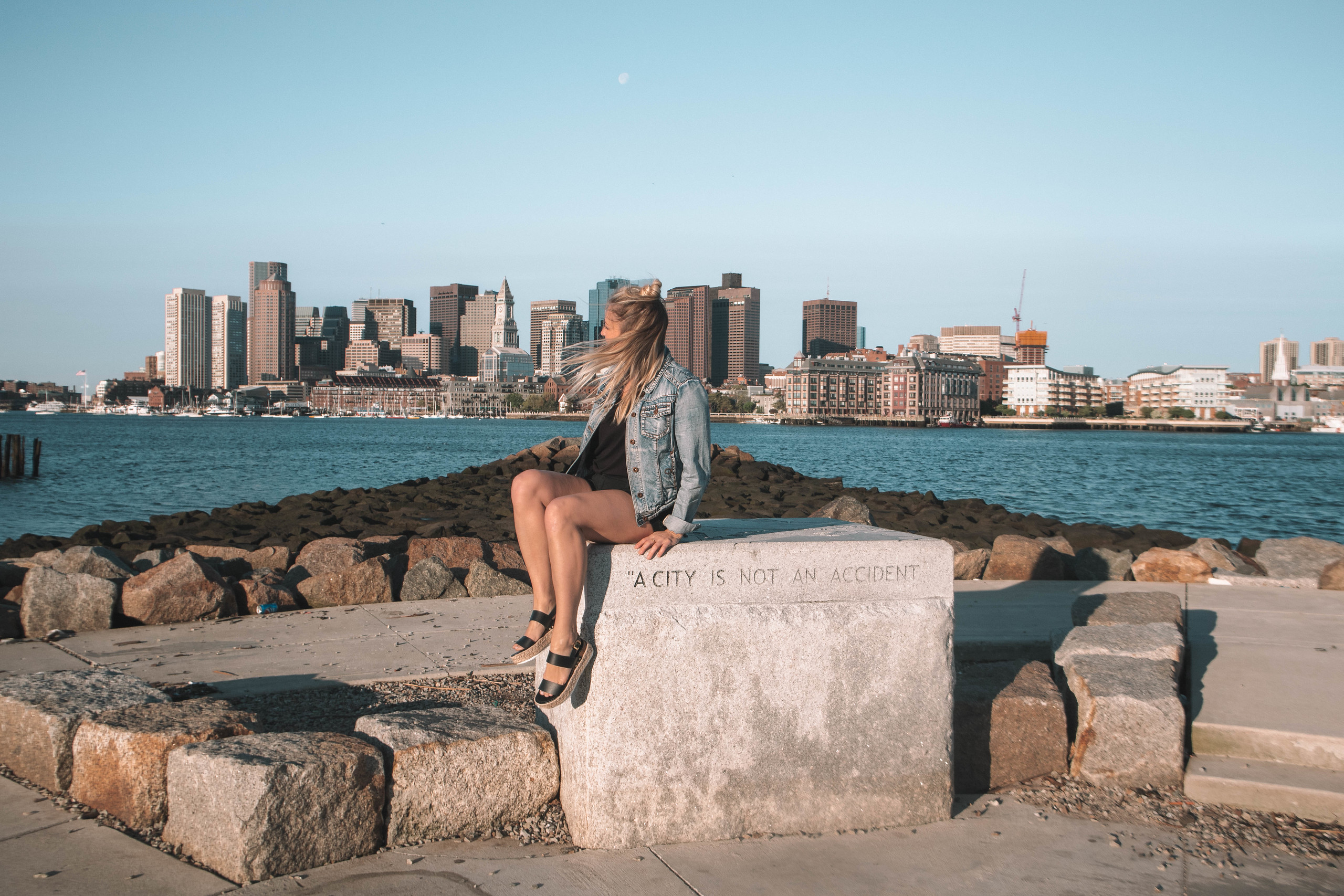 solo travel boston: a great city to relax on the water