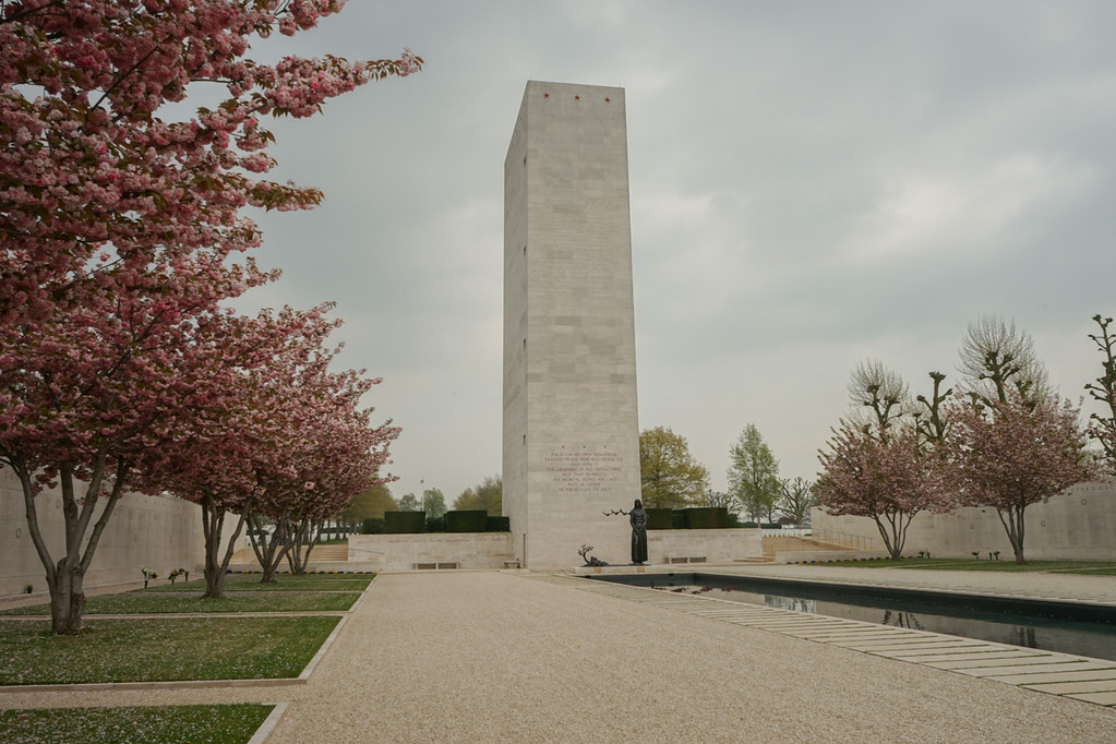 the only American cemetery in the Netherlands
