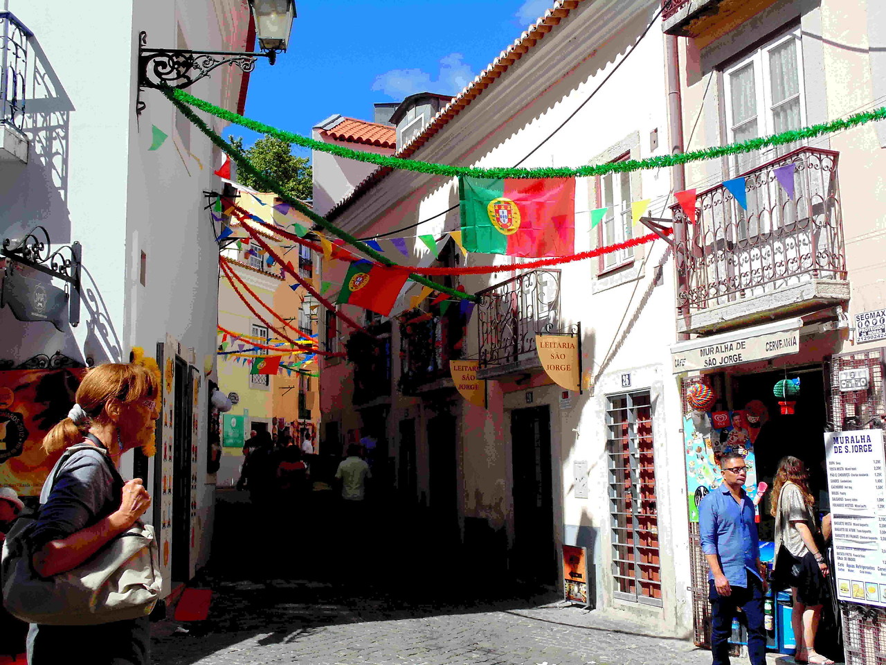 Visit Portugal Santos