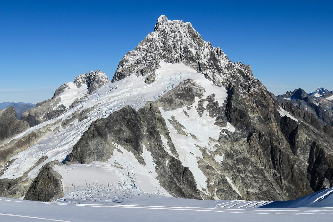 Mount Tutoko, Milford Sound Glacier Flight