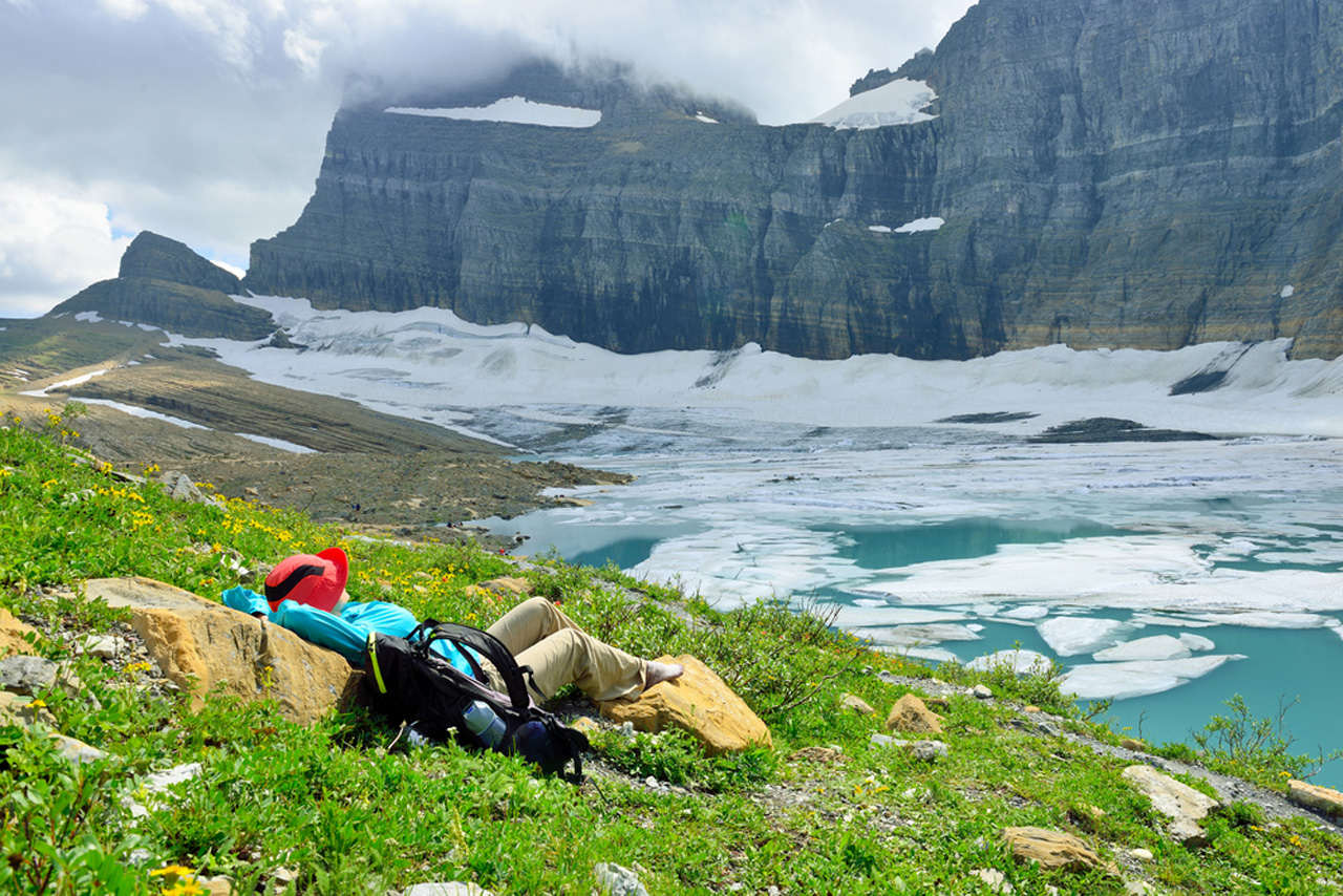 best places to hike in Glacier National Park