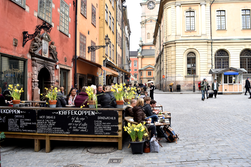 visit Stockholm restaurants