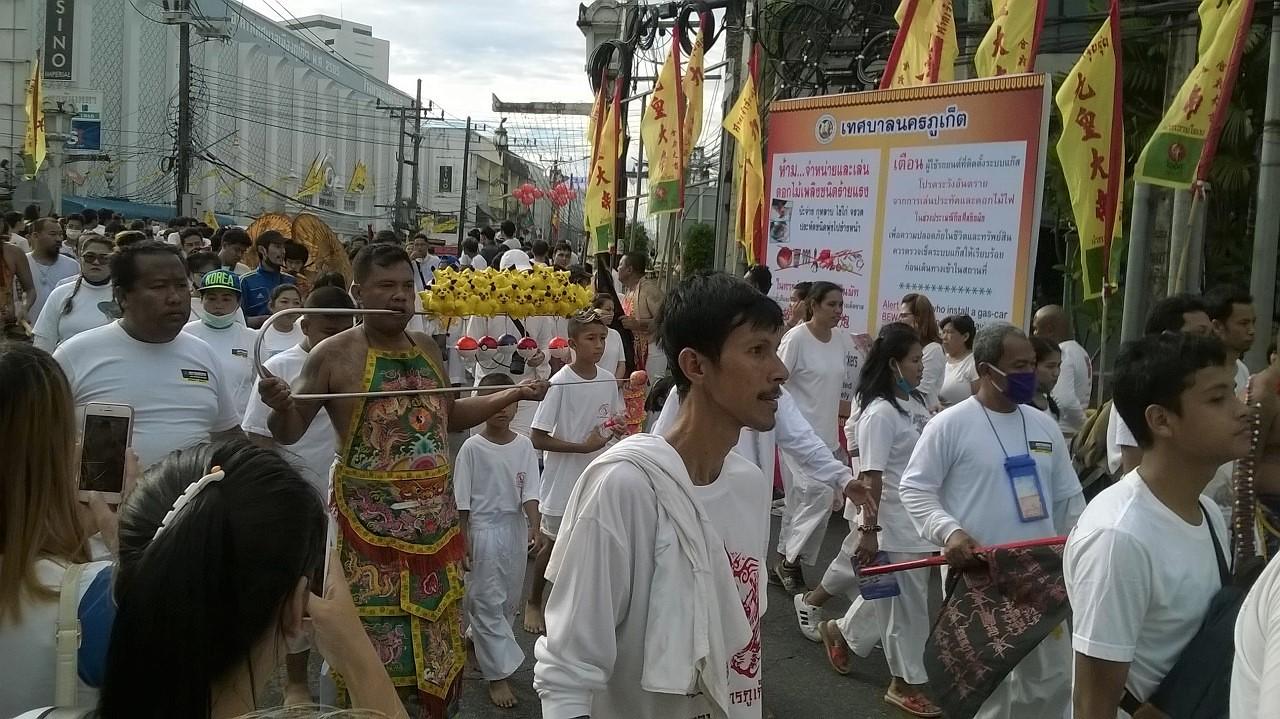 Vegetarian Festival in Phuket