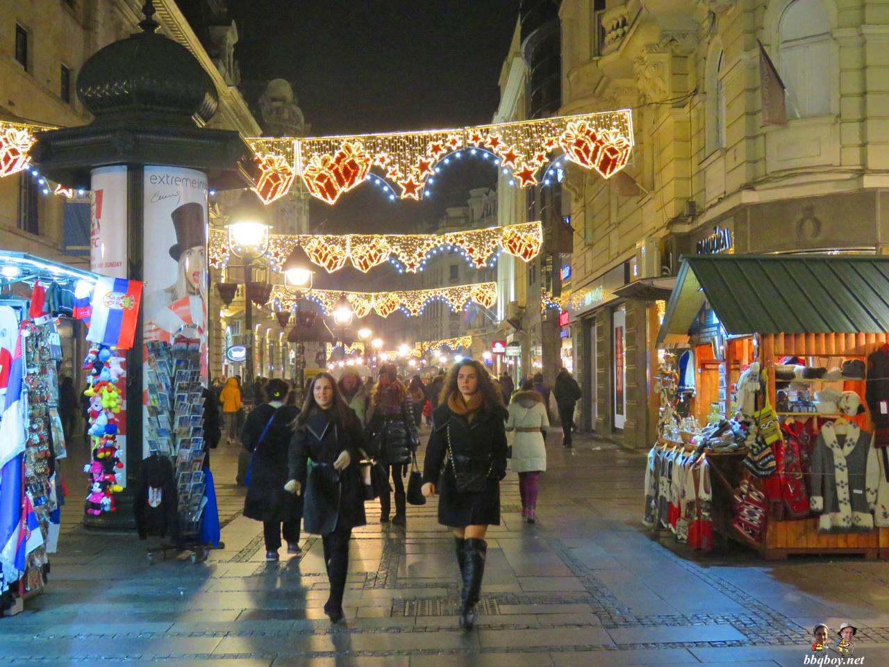 Belgrade-Serbia-street-scene