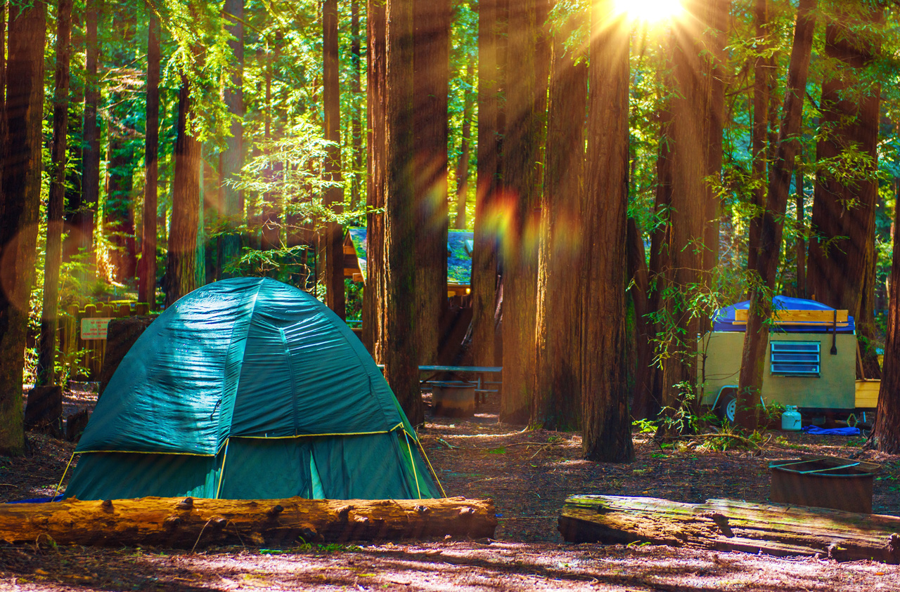 Top 10 Best Places to Camp in California - Yosemite