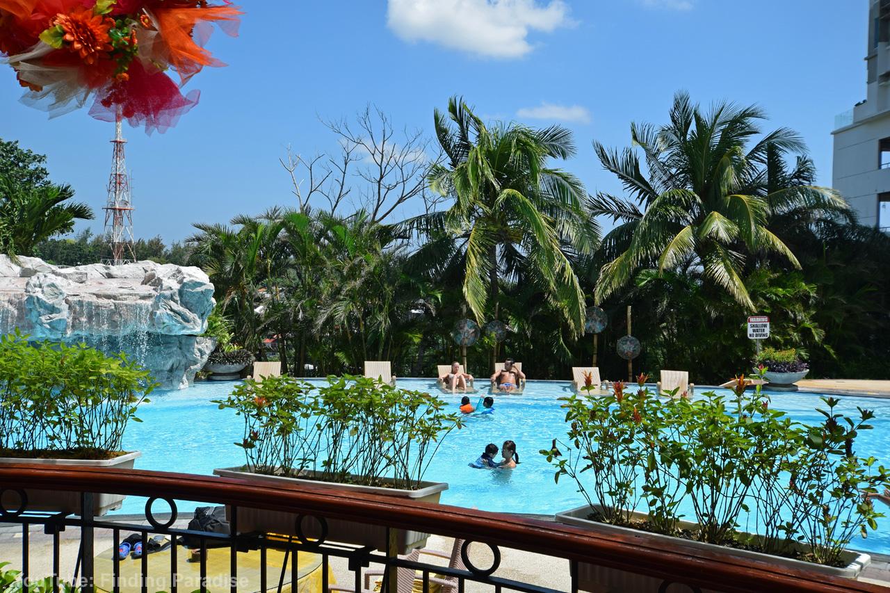 hotels in Cebu Marco Polo Pool