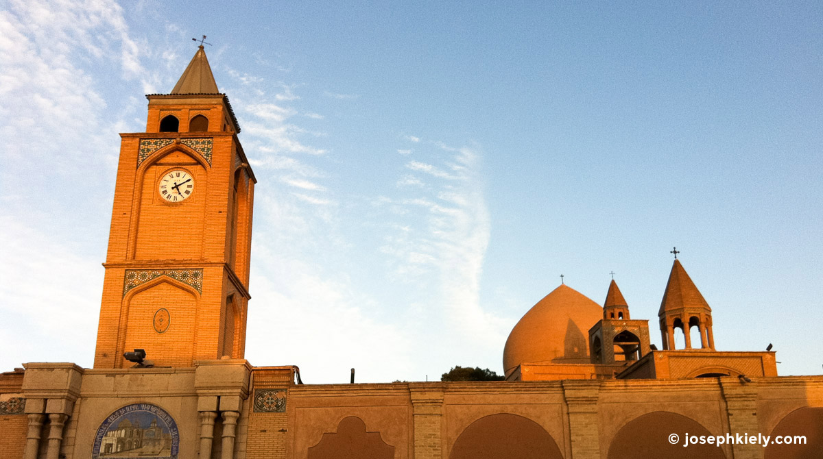 Vank Cathedral in Esfahan