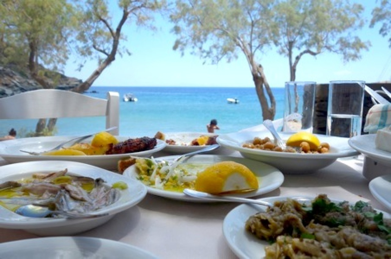Authentic Greek Food - A Guide to Eating on the Island of Zante