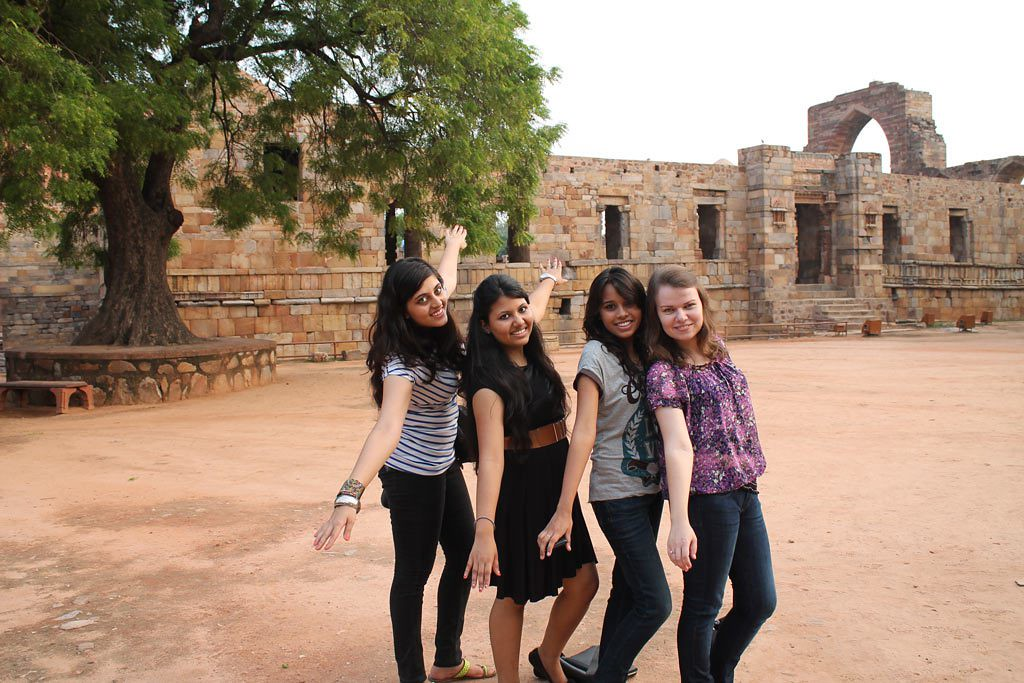 friends in india travel tips