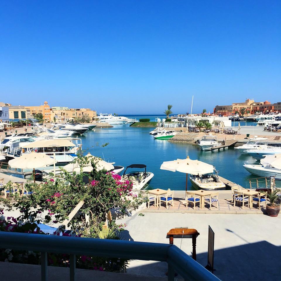 El Gouna, Egypt beach getaway