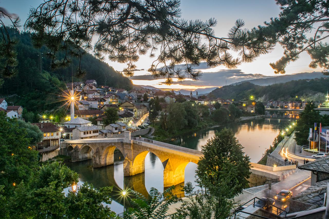 road trip in Bosnia & Herzegovina