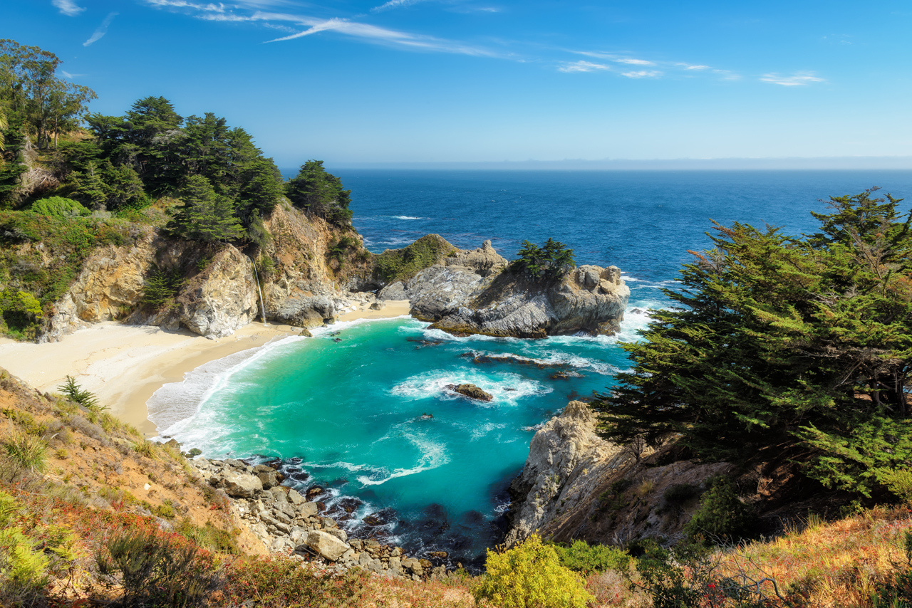 Top 10 Best Places to Camp in California - Big Sur