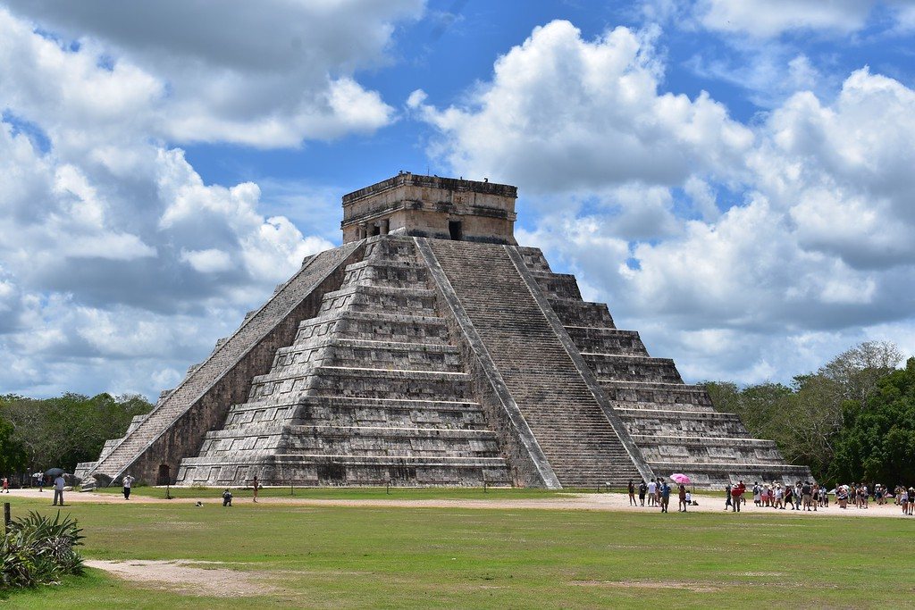 Things to do in Riviera Maya Mexico: Chichen Itza Mayan Ruins