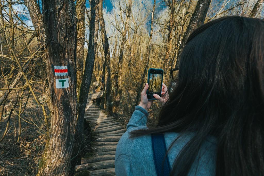 Trekking apps