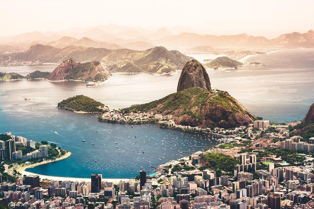 Rio de Janeiro - Popular destination for Grabr