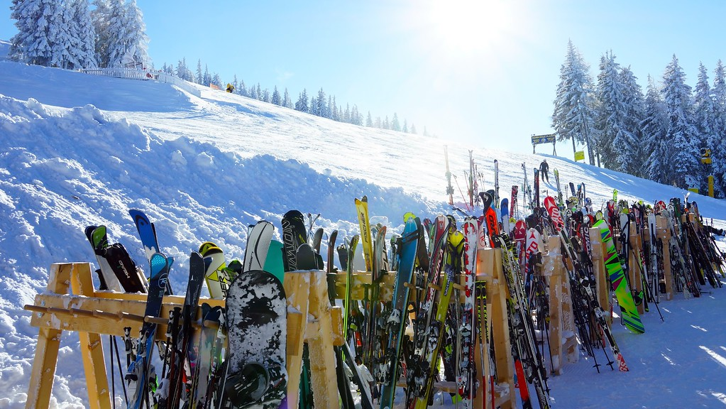 Places to ski in Ontario Canada: Mount St Louis Moonstone