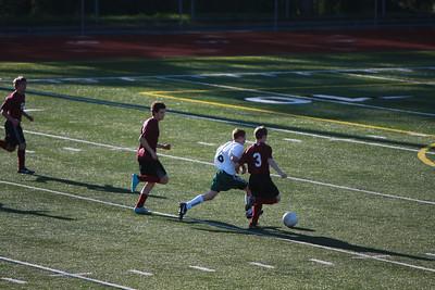 Frosh/Soph Soccer - 2013