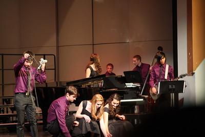 Vocal Jazz - 2014/15