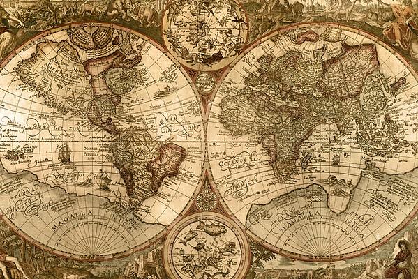 antiqueworldmap