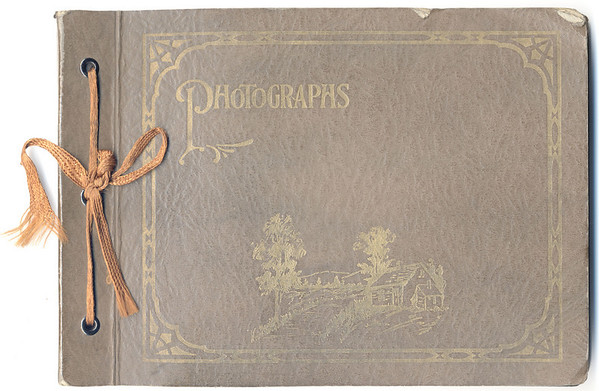 The following images are from this family album. They appear in the order they are laid out in the album. (Courtesy of Gotsch / Bruton)