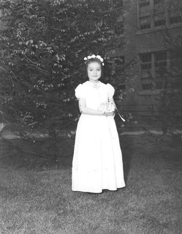 1953 Loretta Kusek. (Courtesy of Sharon Goralski)