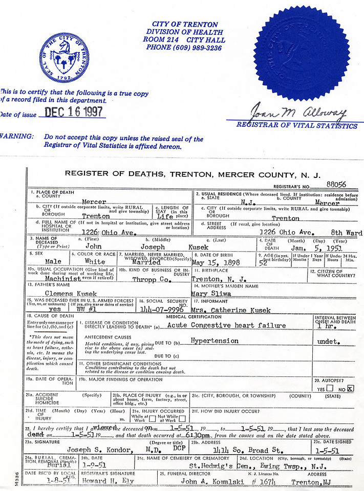 January 5, 1951