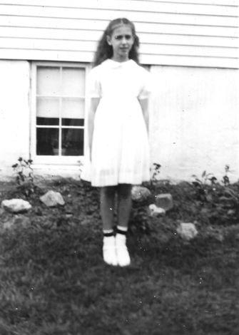 Undated Sally Ann (Kusek) Hurley. (Courtesy of Sharon Goralski)