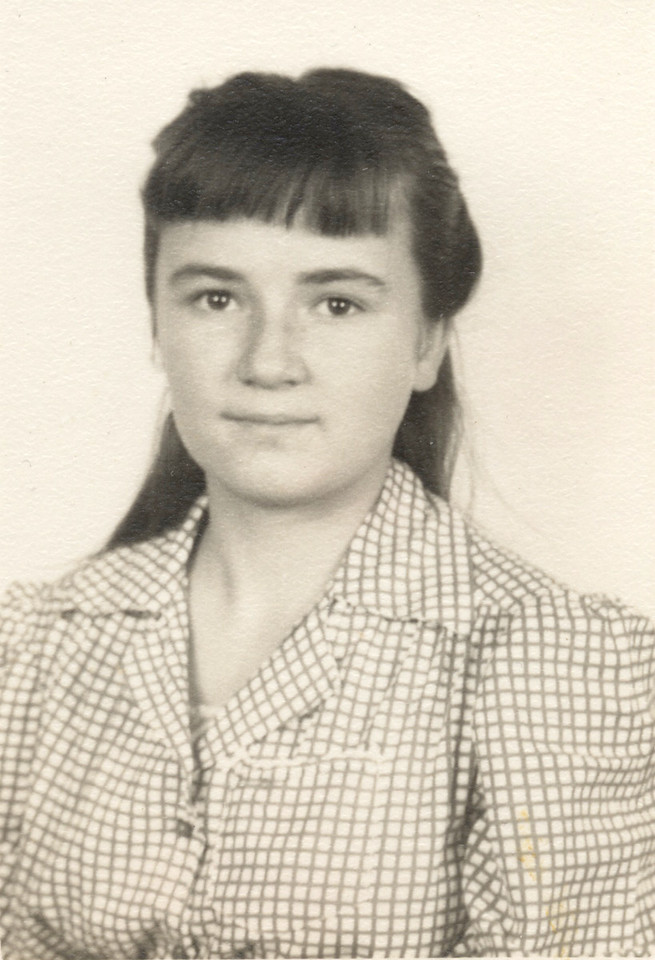 Veronica (Kuck) Szymanski